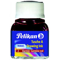 CHINA PELIKAN 10 ML CARMINIO